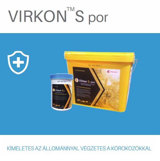 Virkon TM S fertőtlenítőszer